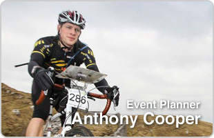 Event Planner :: Anthony Cooper
