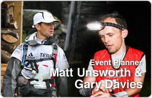 Event Planner :: Gary Davies & Matt Unsworth