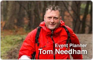 Event Planner :: Tom Needham