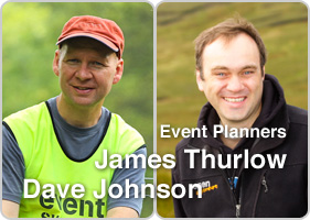 Event Planners :: James Thurlow and Dave Johnson