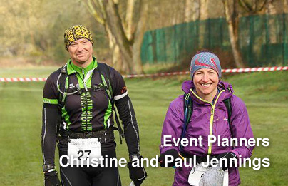Planner is Christine and Paul Jennings