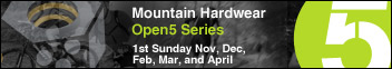 Mountain Hardwear Open5 Series
