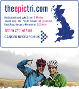 Survival of the Fittest - Ant and Bruces Epic Tri