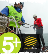 planetFear Open5+ see the other side of Anglesey