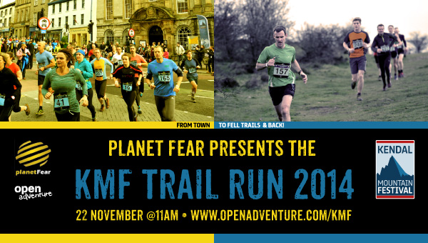 planetFear KMF 10km Trail Run :: Sat 22nd November 2014 11am