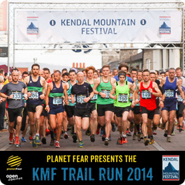 PlanetFear Kendal Mountain Festival 10km Trail Run