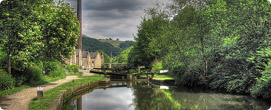 Hebden Bridge Locks