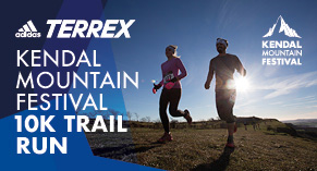 adidas Kendal Mountain Festival Trail Run